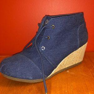 Bob's heels with memory foam inserts